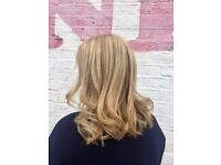 Mobile hairstylist/hairdresser/colourist in London
