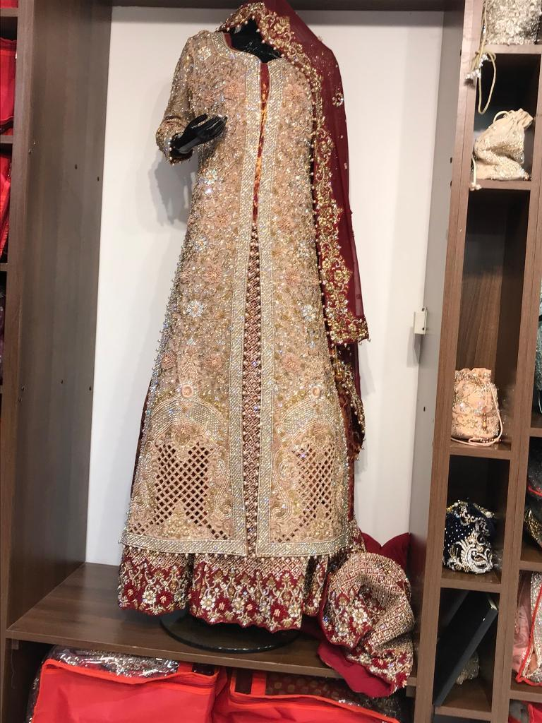 4a170da6e24f Indian   Pakistani bridal lengha