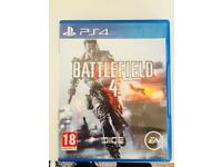 Battlefield PS4 game brand new