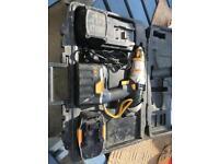 24v drill plus laser guide jigsaw