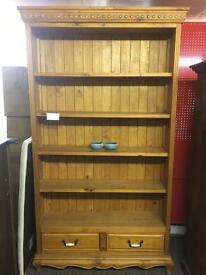 HP pine bookshelves * free furniture delivery*