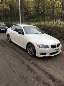 BMW 320d M Sport Plus 2012 62k miles
