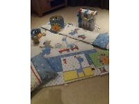Next cot bedding and matching items