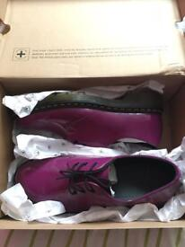 Dr Martens size 8 brand new with box