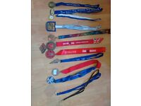 Free race Medals/lanyards