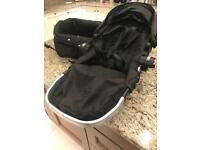 Baby jogger city select seat unit and basinette