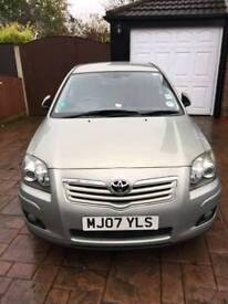 Toyota Avensis 1.8T3x