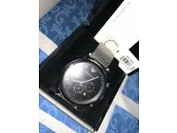 Men's Armani watch stainless steel, new in Box only opend once normal price was £300+