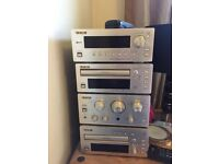 Teac stereo system . Great quality system no longer needed .