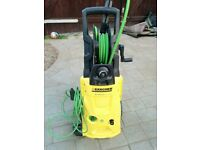 Karcher K4 Premium eco pressure washer -- for spares/repair