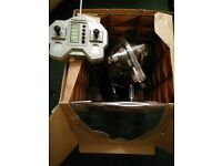"Remote control Dalek 12"", like new, boxed"