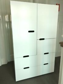 Habitat Childs Wardrobes and 5 Drawer Set. Beautiful bedroom set, looks great.