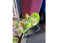 Fisher price baby rocker/chair