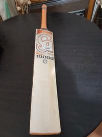 Details about CA PLUS 10000 CRICKET BAT GRADE A English Willow 10 Grains 41 mm Edge 2.8 lb