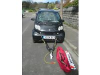 Smart car for Motorhome towing