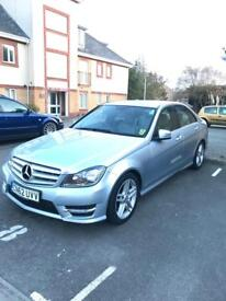 For sale Mercedes AMG line 7G-tronic