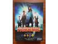 Pandemic Board Game (With custom foam board insert)