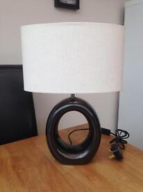 Dunelm Table Lamp