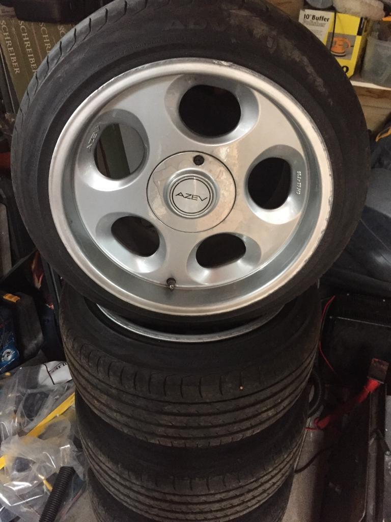 Allot Wheels 17x10