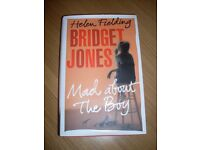 Bridget Jones Mad about the boy Book