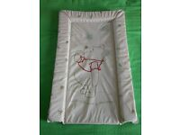 Winnie the pooh baby changing mat