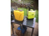 Backpack Sprayers Spares or Repair