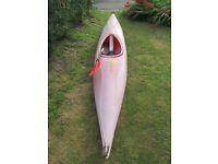 CANOE MIRAGE PERCEPTION SUITABLE FOR TEENAGER/SMALL ADULT CHEAP FUN FOR THE SUMMER