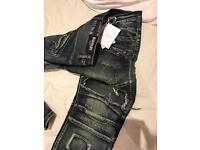 Men's Balmain jeans size 34