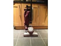 Kirby Vacuum Cleaner. lots of attachments included; carpet cleaning, crevice tools etc.