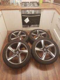 Alloys wheels 5x108 ford / volvo fitment
