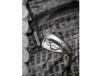 Callaway apex forged 16: 5, 6, 7, 8, 9 and PW + 3 and 4 iron