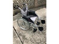 Lightweight wheel chair