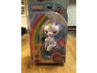 Wow Wee Fingerlings Pet Electronic Little Gigi the Unicorn Children Kids Toy UK Receipt available.