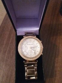 Michael Kors Watch - Fab condition