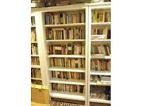 Ikea Hemnes book shelves