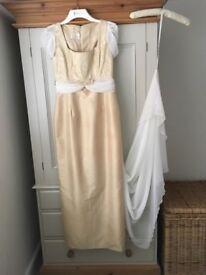 Wedding Dress by Ellis