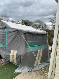 Jamet trailer camping tent 2 birth