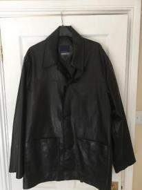 Men's coat by 'David Moss Jeans'