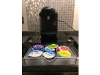 Tasimo Coffee Machine with Stand and Pods