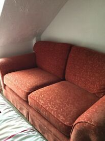 Laura Ashley sofa 3 seater