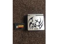Nintendo gameboy sp tribal edition