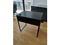 IKEA MICKE black-brown Desk