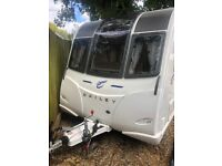 2016 Bailey Pegasus Palermo - Touring Caravan *NOW SOLD*
