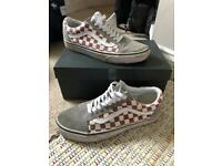 Checkered Old Skl Vans