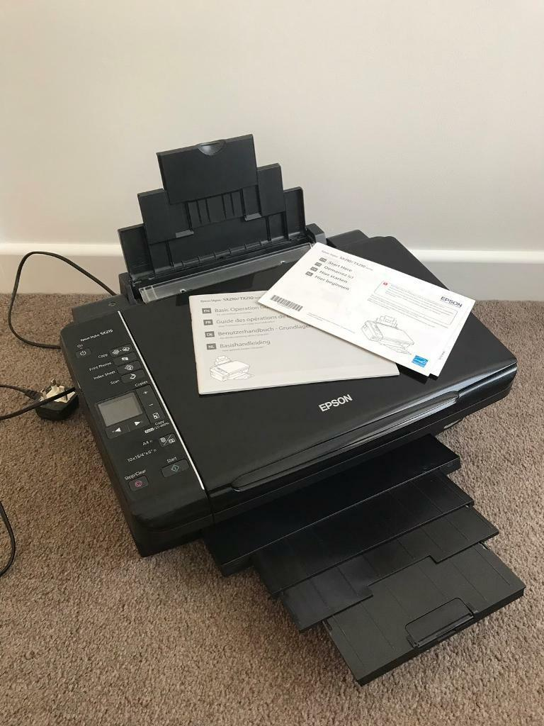 Epson Stylus Printer SX210/ TX210 Series