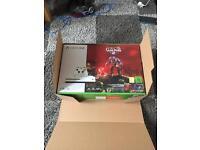 Xbox One 1TB halo wars 2 ultimate edition bundle