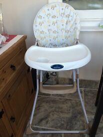 Babystart high chair