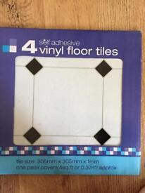 72 self adhesive floor tiles