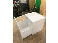 STUVA / FRITIDS Toy storage with wheels, white/white, 60x50x64 cm, IKEA Milton Keynes #bargaincorner