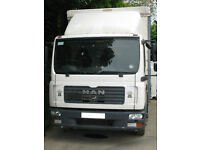 Man ERF TGL 7.180 2008 Cab plus most other parts available